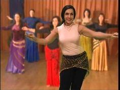 Cours de danse Orientale débutant (3/7) - Travail du bassin