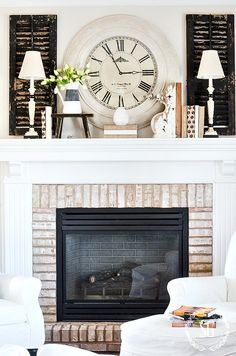 HOW TO DECORATE THE PERFECT MANTEL