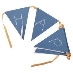 ASDA Blue Chalk Personalised Banner