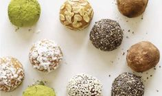 5-Minutes Protein Truffles | The Daily Meal