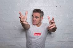 The World Of Morrissey: Supreme Photographer Connection