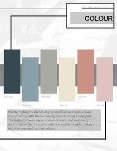five color trends that pantone Color Trends 2018, 2018 Color, Spring Fashion Trends, Trendy Fashion, Fashion Brands, Fashion Online, Winter Fashion, Home Trends, Arte Floral