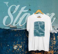 Camiseta Storm Skull Legs