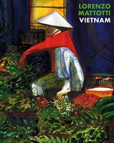 Lorenzo Mattotti expose son carnet de voyage au Vietnam à la Galerie Martel - http://www.ligneclaire.info/lorenzo-mattotti-expose-carnet-voyage-au-vietnam-galerie-martel-15119.html