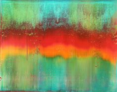 """Saatchi Art Artist Harry Moody; Painting, """"artsketch with some color # 55"""" #art"""