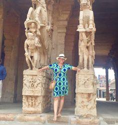 Maravilha de  esculturas templo Hindu em Tanjore sul da Índia @formascoloridas @lisalieberbaum @reginarozenbaum @estudio_marcoaurelioviterbo @marcoaurelio_marco500  @terramundiviagens @espaco670 @marcossesteves