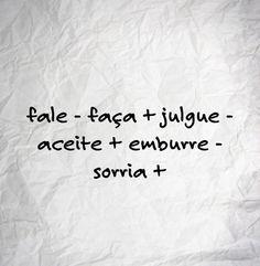 faça+ fale-