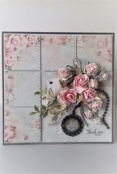 Ada Art&Craft Vintage Cards, Bird Houses, Floral Wreath, Arts And Crafts, Greeting Cards, Wreaths, Frame, Scrapbooking, Search