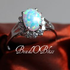Opal stone, Baby Justin, one day I'll have an Opal Stone ;)