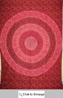 Sanganeer Print Tapestry Wall Hanging