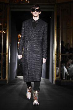 Rynshu Menswear Fall Winter 2017 Paris