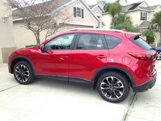 Reseña de la 2016 Mazda CX-5 - El Club de las Diosas