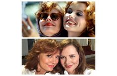 Thelma and Louise Reunited for an Updated Selfie