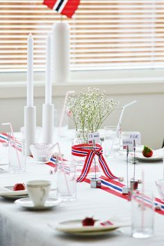 Norway National Day, Norwegian Flag, Constitution Day, May 17, Dinner With Friends, Time To Celebrate, Party Planning, Scandinavian
