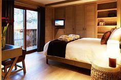 Centre Parcs Treehouse Double Bedroom