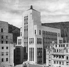 Mutual Building, Cape Town