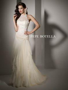 Abiti da sposa Pepe Botella collezione 2014