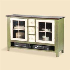 PaintedFurnitureBarn.com - Windham Console Cabinet, $999.00 (http://www.paintedfurniturebarn.com/windham-console-cabinet/)