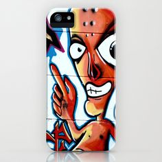 Graffiti iPhone & iPod Case by Fine2art - $35.00