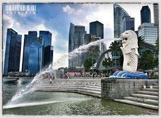 Singapur, una pequeña gran isla