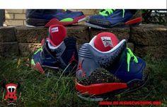 """Air Jordan Custom """"Nerf Pack"""""""