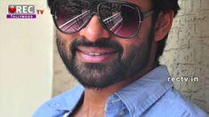 Sai Dharam Tej Supreme Movie Interview Stills  ll latest tollywood photo...