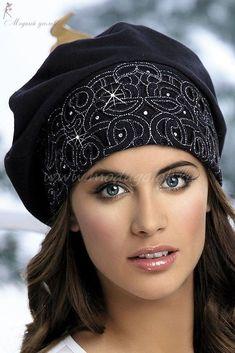 baskenmutze-bleibt-modisch-und-beliebt-fur-viele/ - The world's most private search engine Headdress, Headpiece, Diy Hat, Fancy Hats, Love Hat, Turbans, Bandeau, Hat Making, Headgear