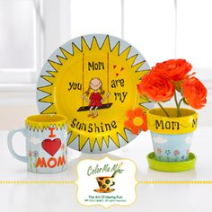 Mother's Day ideas #colormemine #mothersday #gift