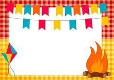 Festa Junina 3 Convite Kit Festa Junina Vermelho e AmareloConvite Kit Festa Junina Vermelho e Amarelo Farm Party Invitations, Best Fashion Photographers, Party Needs, The Balloon, Holidays And Events, Birthday Decorations, Diy And Crafts, Balloons, Clip Art