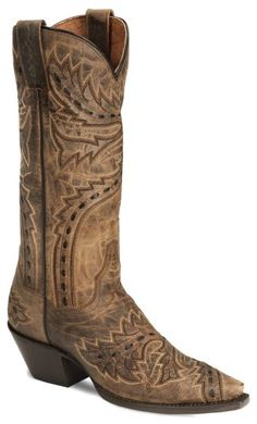 Dan Post Sidewinder Mad Cat Cowgirl Boot