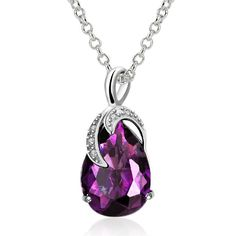 Jenny Jewelry FVRN018 Fashion High End Platinum Plating Ladies Necklace Crystal…