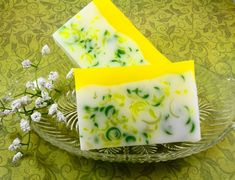 Soap   Spring Fresh Tulip Soap Made with Shea Butter