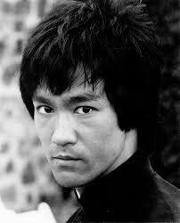 """I Thought So Biatch!"" - Bruce Lee"