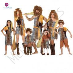 Disfraz #Cavernícola para Niño #disfraces para #grupos #comparsas en #mercadisfraces.es tu #tienda de #disfraces #online