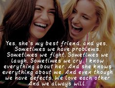 Best Friend Quote: girly-girl-graphics