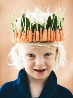 Carrot crown