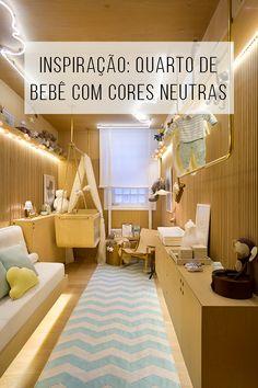 Um quarto de bebê com cores neutras, mas nada clichê! // Quarto de bebê com cores neutras mas foge do óbvio. O que é tendência no design e na decoração?  // palavras-chave: faça você mesma, DIY, passo a passo, inspiração, ideia, tutorial, decoração, design de interiores, tendências, quarto de bebê, quarto de criança, escandinavo,