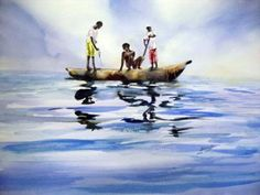Fishing on Lake Malawi. BelAfrique your personal travel planner - www.BelAfrique.com