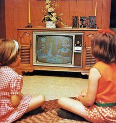 Televidentes, década del 70.