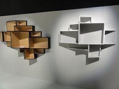 SheLLf Shelf - Kristalia                                                                                                                                                      Más