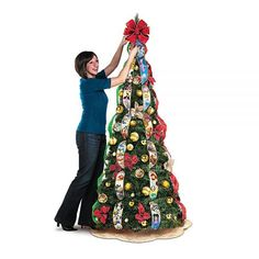 Pre Decorated Christmas Trees http://www.buynowsignal.com/artificial-christmas-tree/pre-decorated-christmas-trees/