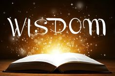 """How much better to get wisdom ..."" Proverbs 16:16"