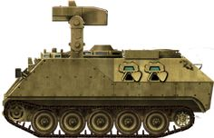 VCC-1 TOW with the licence-built TOW Under-Armour (TUA) turret for the Saudi Arabian Army. 200 to 224 are in service, delivered in 1983-84.