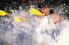 Raft the Zambezi