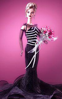 Barbie 40°anniversario bionda 1999