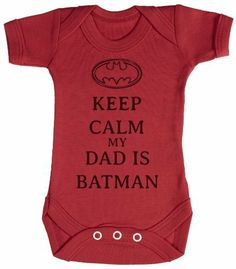 TRS - Calm My Dad Is Batman Baby Bodysuit / Babygrow 100% Coton de TRS Clothing, http://www.amazon.fr/dp/B00H25TBFG/ref=cm_sw_r_pi_dp_nmFftb0WQE8X8