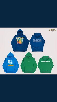 31fa10db9e01d Brockhampton Yellowstone Sweatshirt Merch Sold Out Golf Le Fleur ...