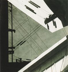 Jaroslav Rössler    1930's Free Photography, Abstract Photography, Creative Photography, Komposition, Bauhaus Design, Experimental Photography, Technical Drawing, Urban Landscape, Moma