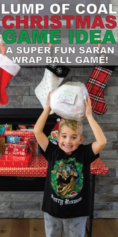 The best Christmas Saran Wrap ball game ever with directions on how to make the ball what to put in the ball tons of ideas or prizes rules and more! Youve never played a Saran Wrap game like this! Ideas for kids and adults. Teen Party Games, Sleepover Party, Birthday Party Games, Games For Toddlers, Games For Teens, Christmas Party Games, Christmas Fun, Saran Wrap Game, Unique Gifts For Girls