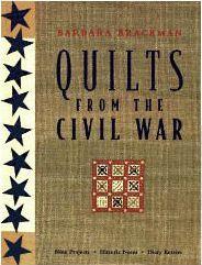 Quilts from the Civil War barbara Brackman